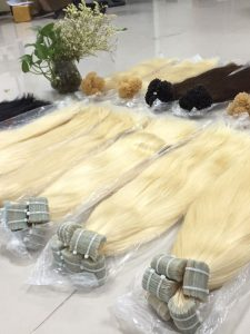 VIETNAM VIRGIN HAIR EXTENSIONS TAPE IN 22 INCHES STRAIGHT