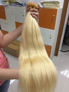 FLAT TIPS STRAIGHT HAIR EXTENSIONS 22 INCHES COLOR 60