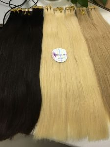 TAPE, STRAIGHT HAIR EXTENSIONS 24 inches VARIOUS COLORS