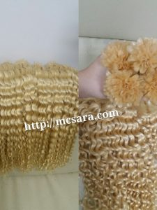 TIPS, LOOSE CURLY HAIR EXTENSION