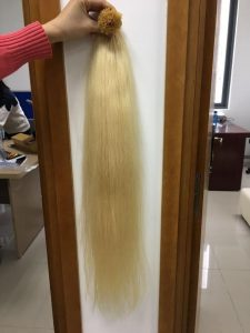 V- Tips Vietnamese hair color 60