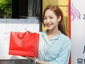 4 WAYS TO HAVE A BEAUTIFUL PONYTAIL LIKE PARK MIN YOUNG