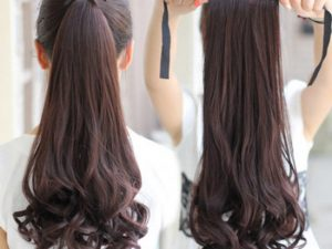 WEARING HAIR EXTENSION IS NOW A HOT TREND