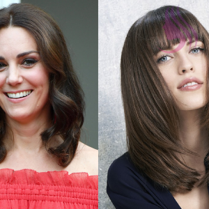 Layered Shoulder Length Hairstyles For Long Faces 46