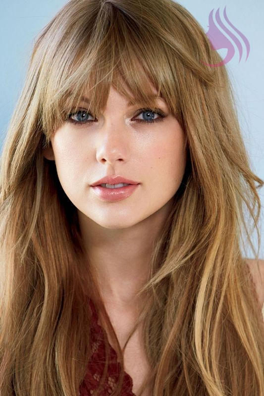 Be glamorous with three best Taylor Swift's hairstyles.