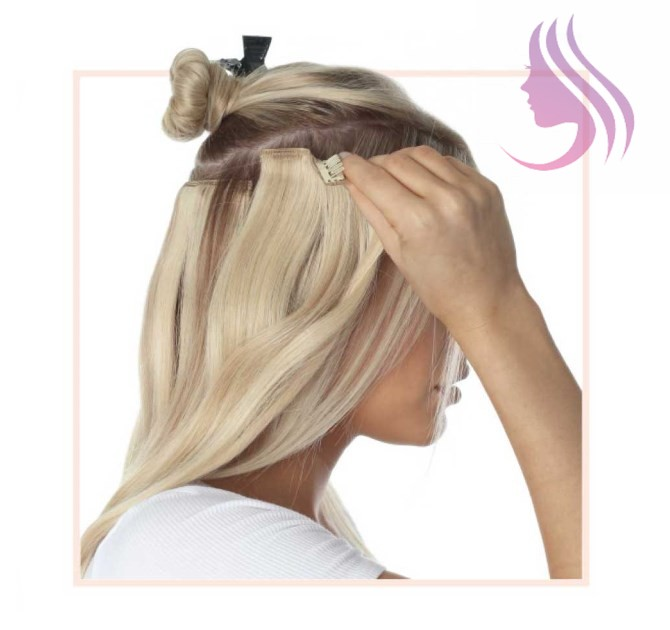 Using Clip In Hair Extensions Properly